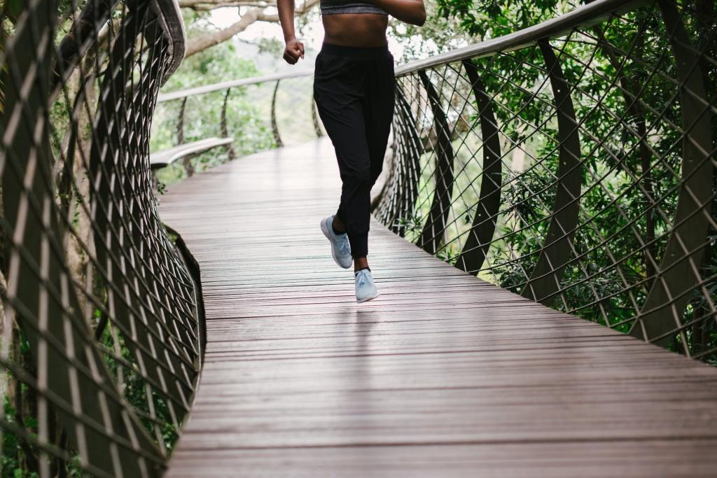 A futás és kocogás segítik a fogyást