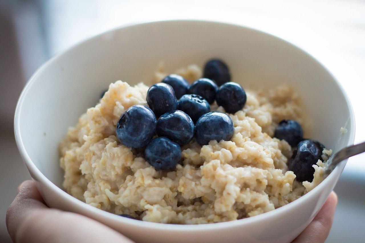 Zabpehely fehérjével diétás étrendhez